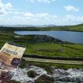 Le Sauveteur' sur l'une des îles du Connemara, en Irlande. Merci à Nicolas.