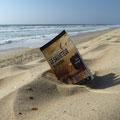 Le Sauveteur' sur une plage de Biscarrosse. Merci à Valérie.