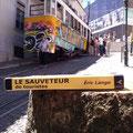 Le Sauveteur' au Portugal, à Lisbonne. Merci Abel et Corine.