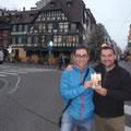 Le Sauveteur' à Strasbourg... Merci à Andrea et Georges.