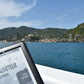 Le Sauveteur' en Italie, Cinque Terre. Merci à Eloïse pour la photo.