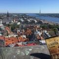 Le Sauveteur' à Riga, en Lettonie. Merci à Ben.