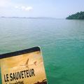 Le Sauveteur' à Phuket, en Thaïlande. Merci à Tatiana.