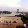 Le Sauveteur' à Bangkok. Merci à « L'esprit voyageur en asie du sud-est ».