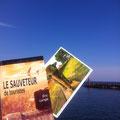 """Le Sauveteur' dans le sud de la France. Merci à """"L'esprit voyageur en asie du sud-est""""."""