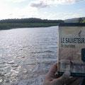 Le Sauveteur' dans les Marais de Kaw, en Guyane française. Merci à Matt.