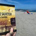 Le Sauveteur' à Sète. Merci à Aude et Antoine.