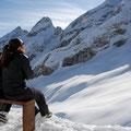 """Prendre le temps d'admirer la montagne...et """"que la montagne est belle"""""""