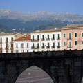 majestätisch hinter Sulmona