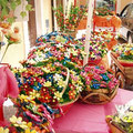 Confetti - stadtbildprägende Süßigkeiten
