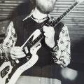 Fender Jaguar samt Boysie Lasser