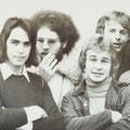 Shotguns 1972, Klaus Geisel, Ricky Kettl, Boysie Lasser, Frieder Michellitsch, Veit Liebermann, Sigi Baumüller,