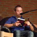 Zweiter Teil: Florian Hück liest aus Die Hüter des Gleichgewichts