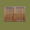 REF. 296 PINO RUSTICO COLOR NOGAL .  dos puertas y cuelga llaves interior.POR ENCARGO Y A MEDIDA