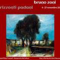 Bruno Zoni - Orizzonti padani