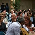 Pubblico serata di gala premio carpine