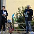 Mimmo Napolitano e Nicola Santorelli