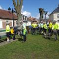 Les groupes 150 et 110 km se retrouvent à Mareuil
