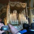 Procesión compañia Los Negritos Sevilla