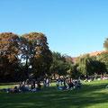 Parque en Berlin