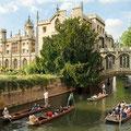 Cambridge River  (puenting) UK