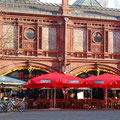 Hackescher market Berlin