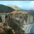 Puente que une el pacifico , California