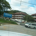 Entrada al Canál de Panamá