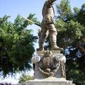 Monumento  a la gloria de Grau-  Piura