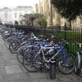 Bicicletas en Cambridge UK