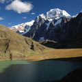 Monte Yerupajá - Ancash Perú