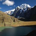 Cordillera Huayhuash -Ancash
