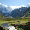 Cordillera Blanca Ancash
