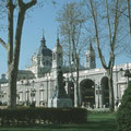 Madrid, Nuestra señora de la Almudena