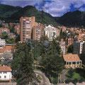 Bogotá Colombia barrio Norte