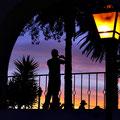 Sunset sobre Arequipa