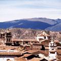 Vista catedrañ de Ayacucho