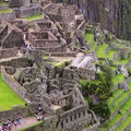 Andenes  de Machu Picchu