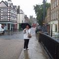 Mi paraguas y yo