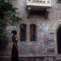 Romeo&Julieta house -Verona Italia