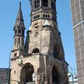 Kaiser-Wilhelm-Gedächtniskirche, Charlottenburg, Berlin