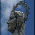 Virgen de Quito Ecuador