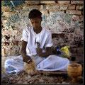 Trabajando el Alabastro Egipto