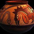 Milenaria cerámica cultura Nazca