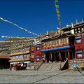 Monasterio en Tagong  China