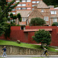 Bogotá- El riesgo es que te quieras quedar