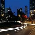 Bogotá downtown