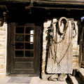 Restaurant entrance-Bulgaria