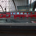 Berliner Main Train station