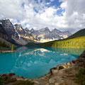 Canadá Moraine  Lake